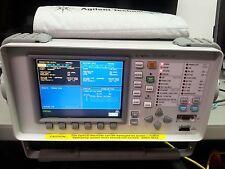Agilent OmniBER 718 155Mb/s Multi-Rate Communication Performance Analyzer 37718C