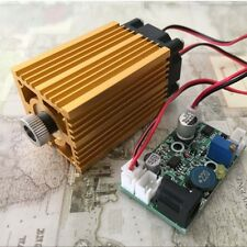 808nm 500mW Semiconductor Laser Module Dot Infrared Monitoring Adjustable + Fan
