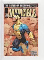 INVINCIBLE #100 - NM/MT -Jan 2013 - Image Comics - Kirkman Ottley Rathburn Rauch