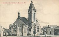 PLAINFIELD NJ – Seven Day Baptist Church - 1909