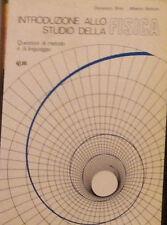 INTRODUZIONE ALLO STUDIO DELLA FISICA Brini Ventura 1^'78 CLUEB Spizzichino