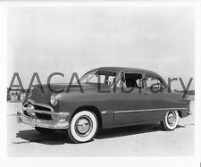 1950 Ford Custom Tudor, Factory Photo (Ref. # 42335)