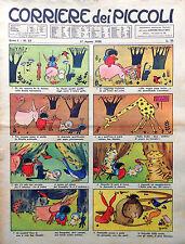 CORRIERE dei PICCOLI anno 1958 n. 33
