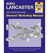 Avro Lancaster - 1941 onwards - Owners' Workshop Manual - New Copy