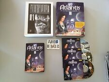 Atlantis 3 III Le nouveau Monde FR Apple MAC Macintosh Big Box complet VF