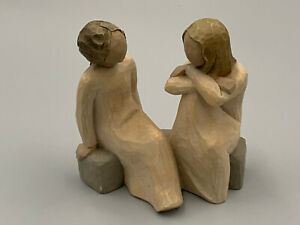"""Willow Tree """"Heart and Soul"""" Figurine."""