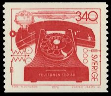 SWEDEN 1158 (Mi940) - Telephone Centenary (pa34549)