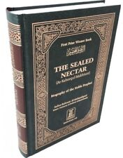 The Sealed Nectar (Ar-Raheeq Al-Makhtum) (HB)