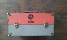 Vintage GE Radio Tube Repairman's Work Box