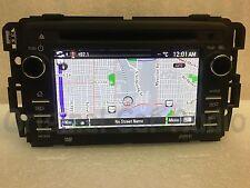 Unlocked 2013 - 2016 GMC Acadia Intellink Navigation AM FM SAT USB Touch Screen