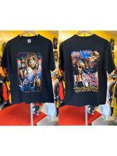 "Rare 2001 ""Mary J. Blige - No More Drama� Concert Promo Rap Tee"