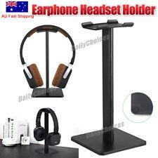 Portable Earphone Headset Hanger Holder Headphone Fashion Desk Display Stand