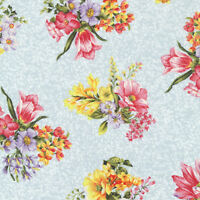 Botanical Society Small Tossed Floral 100% cotton fabric by the yard