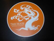 TREE HOUSE BREWING Julius Doppelganger Orange STICKER decal craft beer brewery