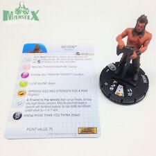 Heroclix Hobbit: Desolation of Smaug set Beorn #011 Gravity Feed figure w/card!