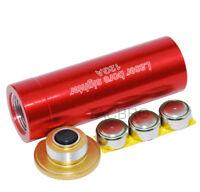 RED 12 Gauge Shotgun 12GA Laser Bore Sighter Boresighter Battery included
