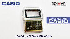 CAJA/CASE CENTER  CASIO DBC-600  NOS