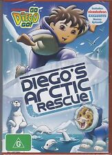 GO DIEGO GO - DIEGO'S ARCTIC RESCUE - 4  ADVENTURES - DVD - NEW