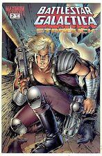 Battlestar Galactica: Starbuck #2 (Maximum 1995)