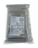 """D4N7V 0D4N7V NEW DELL ST100NX0473 1VE230-150 1TB 2.5"""" 7.2K 12G SAS HDD with TRAY"""