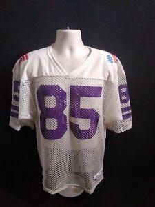 Vintage Champion Football Jersey University of Washington Huskies Bowl 85 Size S