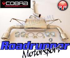 """Cobra exhaust Fits 350Z Inoxydable 3"""" système Centre & Arrière non res plus fort NZ01"""