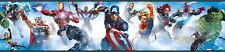 Marvel Avengers Peel and Stick Wallpaper Border Rmk11501Bd