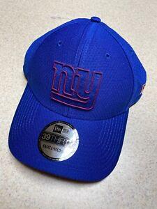 New Era New York Giants Training Camp Primary 39THIRTY Flex Hat Small/Medium