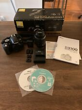 Nikon d3100 Digital SLR with 18-55mm Lens GREAT CONDITION