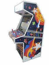 "Custom MAME (tm) Arcade Machine 2 Player 32"" LED 1080p Monitor!"
