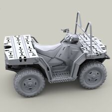 1/35 Resin US Military ATV Quadrobike Vehicle Unassembled Unpainted BL304