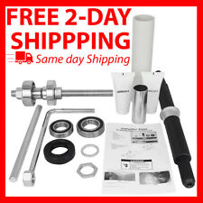 Cabrio High Quality Bearing Kit & Tool W10435302 and W10447783 fits Whirlpool