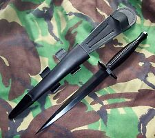 British Army Fairbairn Sykes Commando Dagger  /  FS Fighting Knife