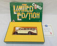 Corgi D949/26 Bedford OB Coach - West Yorkshire Limited Edition Boxed