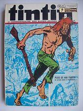 album Tintin belge 119 1973 1974 recueil TBE Hermann Derib Vance etc