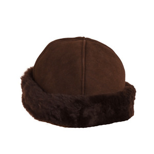 Ladies 100% Sheepskin Hat