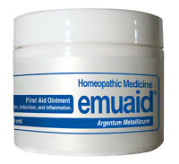 Emuaid Homeopathic Ointment Natural Remedy for Over 120 Skin Disorders 2 oz.