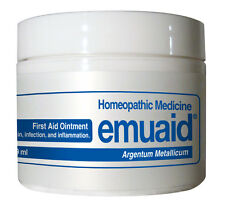 Emuaid For Psoriasis Dermatitis Shingles Scabies Acne Yeast, Burns & More 2 oz.