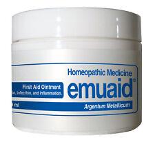 Emuaid Ointment for Psoriasis Dermatitis Eczema Rosacea Acne Bedsores More 2 oz.