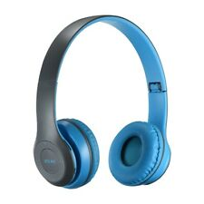 Wireless Bluetooth Headphones Foldable Headset Stereo Heavy Bass Earphones & Mic