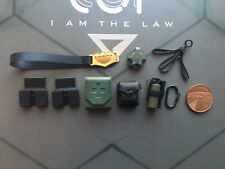 VTS New EPOCH COP Judge Anderson Belt & Accessories VM-013 loose 1/6th scale