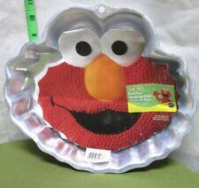 Elmo Sesame Street Silicone Push Mold 494 Cake Topper Fondant Resin Edible