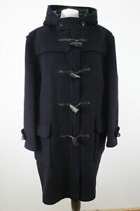 GLOVERALL Classic Navy Duffle Coat size Uk 38