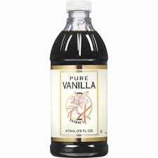 Pure Vanilla Extract, 16 oz For Cooking Restaurant Size or Catering -Home KOSHER
