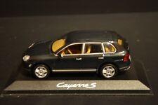 Porsche Cayenne S 2002 Minichamps Dealer edition diecast in scale 1/43
