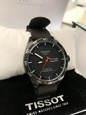 Mens Tissot PRS 516 Black Automatic Self Winding Watch
