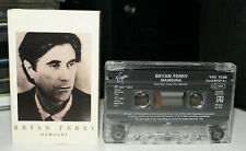 Bryan Ferry Mamouna/RARE Card Sleeve/100% Play Tested/Cassette/Single