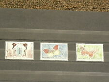 Malgache Madagascar 3 Stamps Mint with Gum #5436