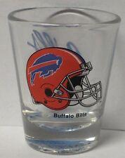 BUFFALO BILLS HELMET NFL SHOT GLASS NEW