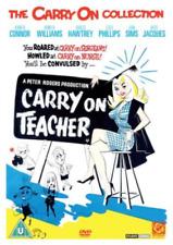 CARRY ON TEACHER - NEW  (C80) {DVD}